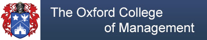 The Oxford college of Management (OXIM)